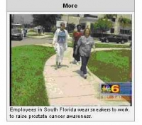 prostate cancer awareness program